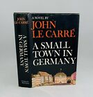 A Small Town In Germany John Le Carre SIGNED First 1st US Edition 4th Printing