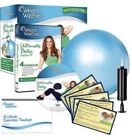NEW WEIGHT WATCHERS ULTIMATE BELLY KIT TIGHTEN  TONE YOUR BELLY W DVD