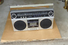 vintage panasonic RX-5080 boombox cassette player/recorder ghetto blasters