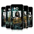 OFFICIAL AMC THE WALKING DEAD SEASON 9 QUOTES BACK CASE FOR HTC PHONES 1