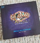 Def Leppard - Hysteria/Live At The Joint In Las Vegas CD/Blue Ray