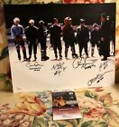 The Mighty Ducks 11x14 Autographed Photo Cast Signed by 5 with JSA COA