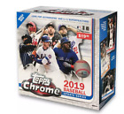 2019 Topps Chrome Update Series Factory Sealed Mega Box FAST FREE Shipping