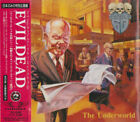 EVILDEAD Live... From The Depths Of Underworld JAPAN CD TECX-25409 1992 s7242