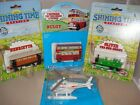 Lot of 4 New Thomas the Train Metal Diecast Train cars toys