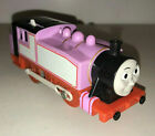 Thomas & Friends Trackmaster Motorized Train Engine Rosie Pink Tested Working