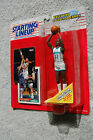 1993 ALONZO MOURNING Charlotte Hornets SLU Starting LineUp figure ROOKIE moc