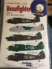 LIMITED EDITION Cutting Edge Decals 1 7272058 Beaufighter Pt2Mk1IIIVf