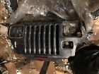 1987 1995 Jeep Wrangler YJ Factory FRONT GRILLE Chrome Red Radiator Included