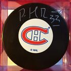 PATRICK ROY SIGNED AUTOGRAPHED PUCK Montreal Canadiens
