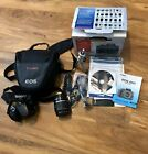 Canon EOS 400D Digital SLR Camera 10.1MP with EFS 18-55mm Lens
