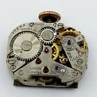 Antique SPERA Swiss 17 jewel Wrist Watch Movement 155 mm x 125 mm Parts P21