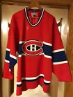 100% Authentic CCM Ultrafil Montreal Canadiens Jersey