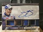 2014 Press Pass Jimmie Johnson 4 Race Used Relic Auto 3 15