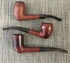 Lot Of Vintage Dunhill Root Briar Estate Pipes