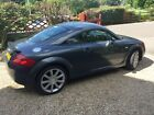 LARGER PHOTOS: Audi TT full Black leather interior one previous owner