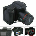 Digital SLR Camera 3 Inch TFT LCD Screen HD 16MP 1080P 16X Zoom Anti shake