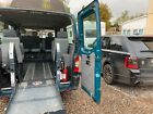 Renault Master minibus wheelchair access disabled tail lift mobility ramp