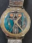 Vintage  Bulova Accutron Spaceview watch NOT RUNNING