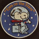 SNOOPY NASA SPACE PATCH EYES ON THE STARS MOON LANDING CAMPAIGN 3
