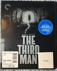 The Third Man Blu ray Criterion Collection Brand NEW Factory Sealed OOP Digipack