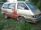 1987 Toyota Van  1987 for $1700 dollars