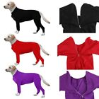 Pet Dog Surgery Clothes Medical Pet Long Sleevee Surgical Suit Dog Slim Shirts