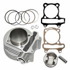 61MM 180cc Big Bore Cylinder Kit For 125cc 150cc GY6 1P52QMI Scooter ATV Engines