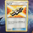 Tag Call Uncommon Pokemon Card Cosmic Eclipse 206 236 NM Mint