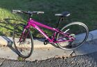NEW 2018 Cannondale QUICK 6 Hybrid Bicycle Womens Small Deep Purple 21 Speeds