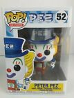 Funko Pop Clown Peter Pez Ad Icons #52 New Never Opened Comes In a Pop Protector