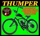 THUMPER 80cc Gas Motor Complete Motorized Engine 26 Bike Bicycle Moped Scooter