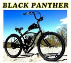 BLACK PANTHER 80cc Gas Motor Complete Engine  26 Bike Bicycle Moped Scooter