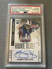 2014 Panini Contenders Football Rookie Ticket Autograph Variations Guide 118