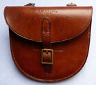 SUPERB CONDITION DATED 1916 CAVALRY SOLDIERS LEATHER HORSESHOE CARRIER