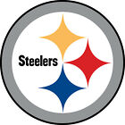 Pittsburgh Steelers S 2 PACK NFL Decal Sticker You Choose Size FREE SHIPPING
