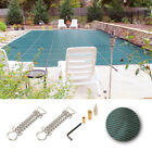 Swimming Pool Cover 1632 Rectangular In Ground Clean Winter Cover Mesh