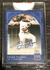 Frank Thomas Rookie Cards and Autograph Memorabilia Guide 37