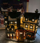 Rare Lemax Timberline Ski Lodge Resort Vail Village House In Box