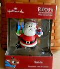 Hallmark 2018 Santa Rudolph the Red Nosed Reindeer Ornament Red Box