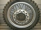 KTM 250,250EXC,1985,rear wheel,rear rim assy,rear hub,wheel assy