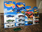 Hot Wheels Lot of 11 Olds 442 W 30 Variation Oldsmobile Cutlass Hi Rakers Blue
