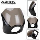Motorcycle Headlight Fairing & Windshield For Harley Dyna Wide Glide Sportster