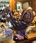 FENTON AMETHYST LIGHT PURPLE ROOSTER EXCELLENT CONDITION GORGEOUS