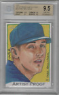 CODY BELLINGER 2017 LEAF SKETCH TRUE 1 1 BGS 9.5 ##FREE COMBINED SHIPPING