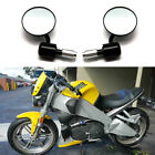 Motorcycle Handle Bar End Side Mirrors 7/8'' For Buell Lightning CityX XB9SX X1