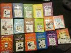 diary of a wimpy kid lot 1 13 some signed