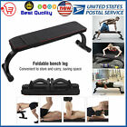 Flat Exercise Weight Lifting Bench Press Workout Equipment Fitness Home Gym Set