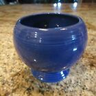 VINTAGE FIESTA COBALT BLUE MARMALADE BASE ONLY - EXCELLENT CONDITION!