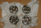 NEW 1/8 SCALE POCHER PORSCHE MACHINED ALUMINUM / ALLOY RIM WHEELS